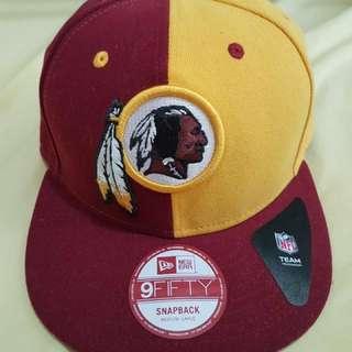 NFL Washington Redskins New Era Cap