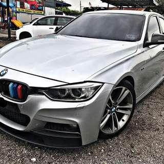 SAMBUNG BAYAR BMW F30 LIMITED UNIT..KL AREA...