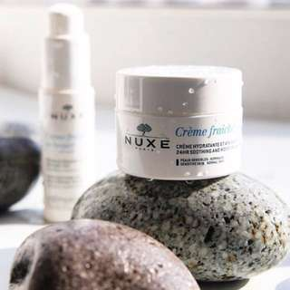 SUPER SALE - NUXE Creme Fraiche de Beaute Enrichie for Dry to very dry skin 50ml