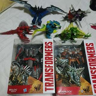 Transformers Age Of Extinction Dinobots Dinosaur