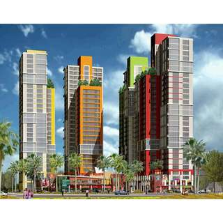 SUNSHINE 100 CITY PLAZA - BEST CONDOS FOR SALE- PIONEER - MANDALUYONG