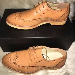 SALE!! Men's Oxford Shoes 38-39 Free SHIPPING