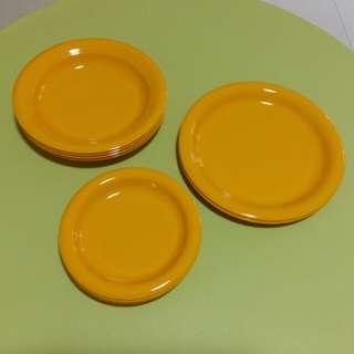 Landex Melamine plates