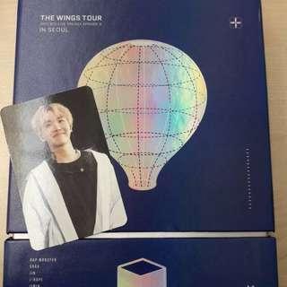 BTS Wings Tour DVD