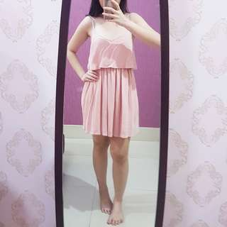 [NEW] TOPSHOP Pink Dress