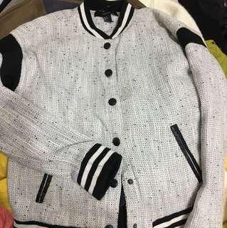 Forever21 棒球外套
