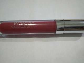 Wardah Exclusive Lip Cream (Plum It Up)