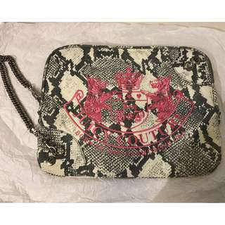 """Juicy Coture 13"""" Laptop Pouch  *Like New*"""