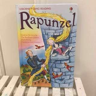 Usborne Rapunzel story book for kids