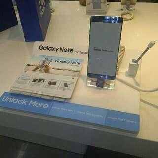 Samsung galaxy Note FE bisa kredit tanpa kartu kredit