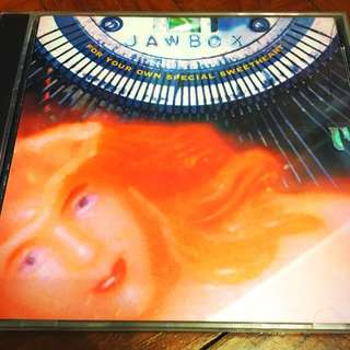 JAWBOX CD (Box G)