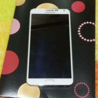 Samsung note3- 瑕疵機