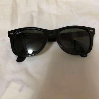Ray ban ray-ban 太陽眼鏡 眼鏡 RB 2140-F 真 real