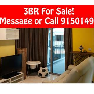 Rare 3BR Eight Courtyards for SALE