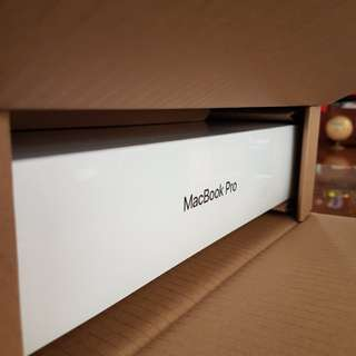 Highest Spec- MacBook Pro 15 inch with Touch Bar 512GB - Space Grey