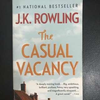 JK Rowling - Casual Vacancy