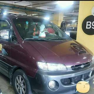 Looking for Hyundai Starex
