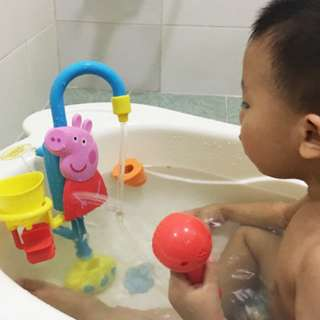 Peppa pig Electronic Shower toy