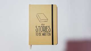 Limelight journal/notebook