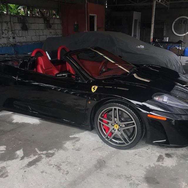 2009 Ferrari F430 Limited Edition Soft Top convertible