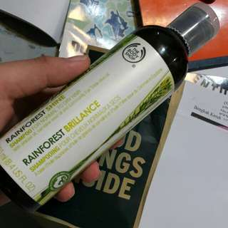 Rainforest Shine The Body Shop