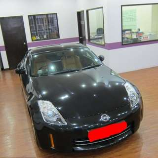 Nissan Fairlady 350Z Manual 2007