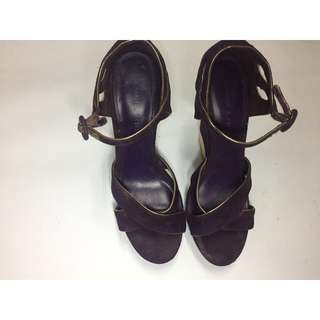 Violet Charles and Keith Wedge