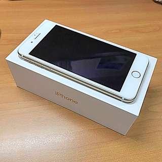 128GB Iphone 7 plus, Gold