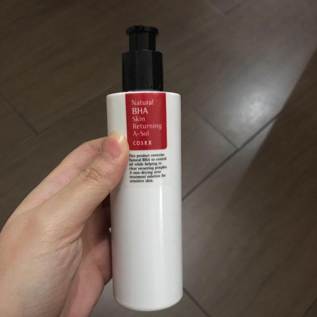 20% cosrx skin returning asol