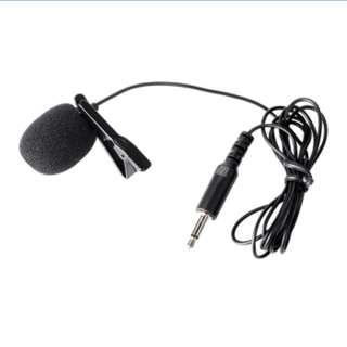Wired Clip-On Microphone | PC & Phone