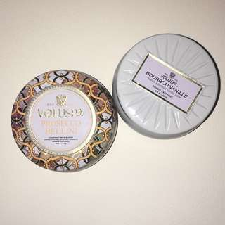 2 NEW Voluspa Candles (2 for 1!)