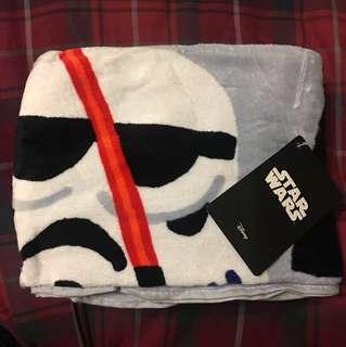 迪士尼 STAR WAR 星際大戰 大浴巾