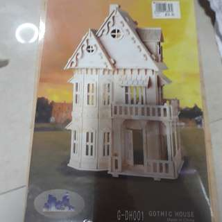 Wood Work (Build your castle)