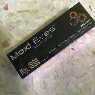 Maxi eye contact lens