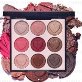 Etude House Pink Skull Colour Eyes Palette PK002 Funky Eyes