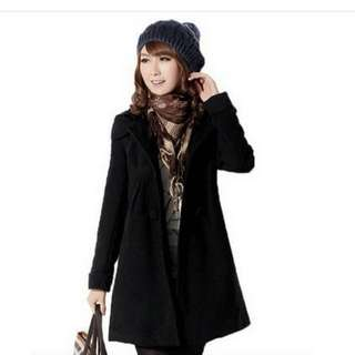 Winter coat (Black)
