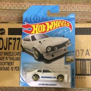 Hotwheels Custom Ford Marverick