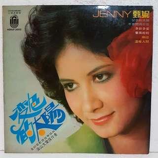 甄妮*凤飞飞 - 变色的太阳/不一样的爱 Vinyl Record