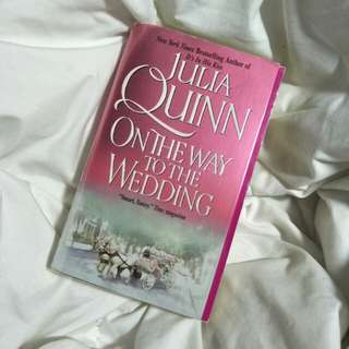 Julia Quinn: On The Way To The Wedding