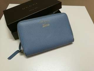 nett price Authentic Gucci wallet with free postage