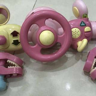 Mothercare ELC Steering Wheel