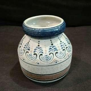 Vintage Thai Vase