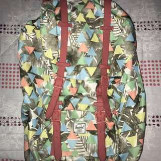 Authentic Herschel Backpack Large