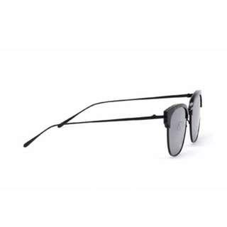🚚 泰國🇹🇭專櫃時尚潮流眼鏡品牌👓V-eyewear 反光黑框太陽眼鏡
