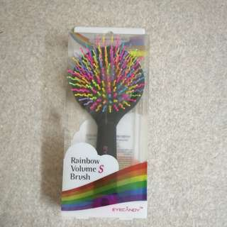 Eyecandy 韓國 rainbow volumn s brush 卷髮夾