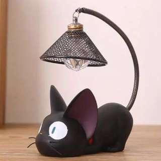 (出清)宮崎駿 龍貓 黑貓 吉吉 琪琪 魔女宅急便 小夜燈 擺飾