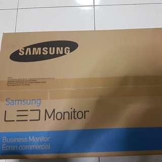 Samsung 27 inch LED monitor