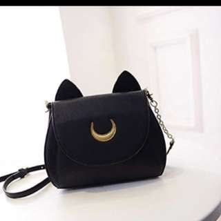 Cosplay Sailor Moon PU Leather Handbag