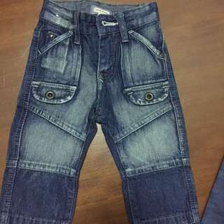 Jeans for baby