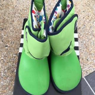 Croc winter shoes